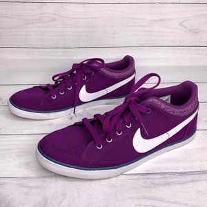 Nike Capri III Canvas Purple Sneakers W10
